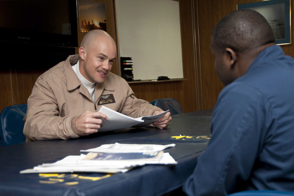 study shows vets struggle to translate experience