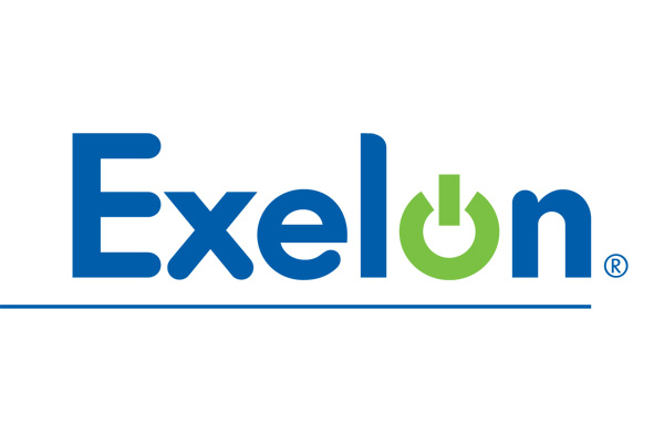 Exelon corporation logo.