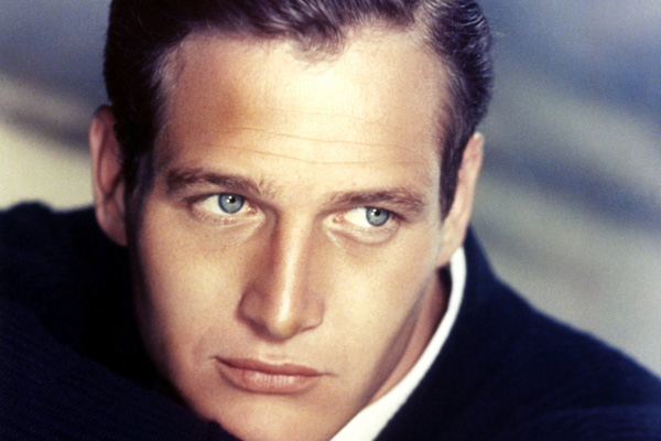 Paul Newman headshot.