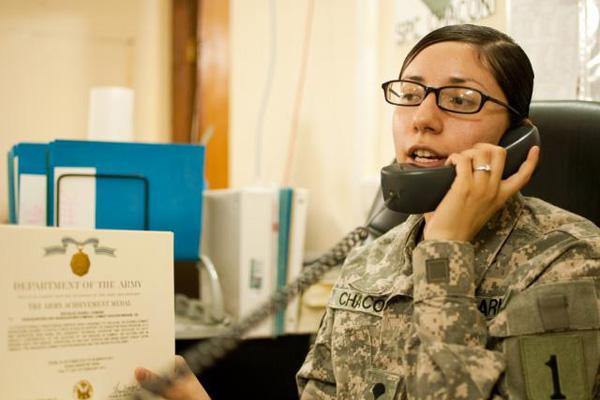 military skills translator  army human resources