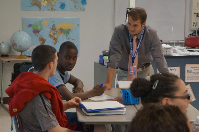 training to teach english as a foreign language