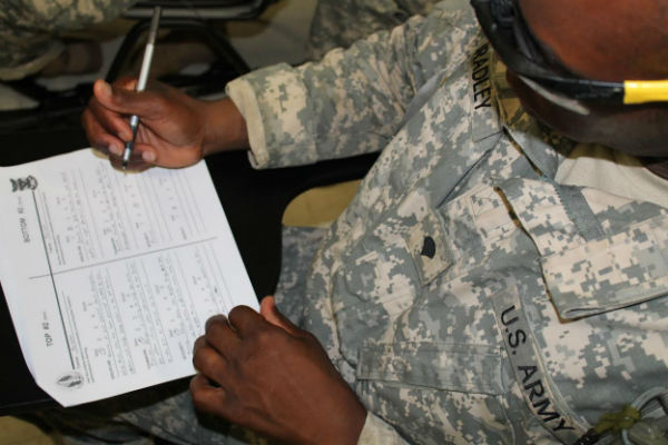 Taking A Career Assessment  MilitaryCom