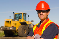construction equipment operator