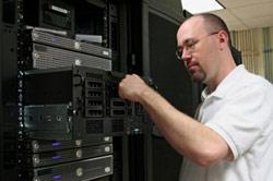 engineering computer server maintenance