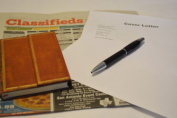 cover letter and classified ads