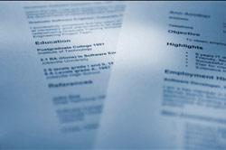 top 10 worst resume mistakes