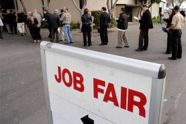 job fair sign 380x253