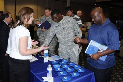 job fair table 428x285