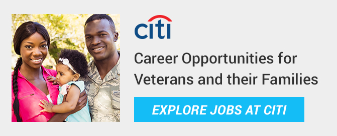 Citi Values Veterans