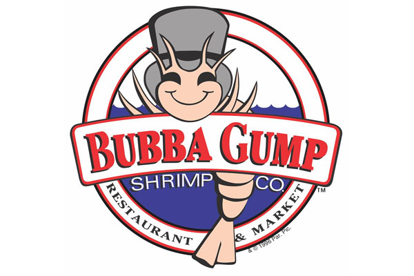 bubba gump shrimp co | military