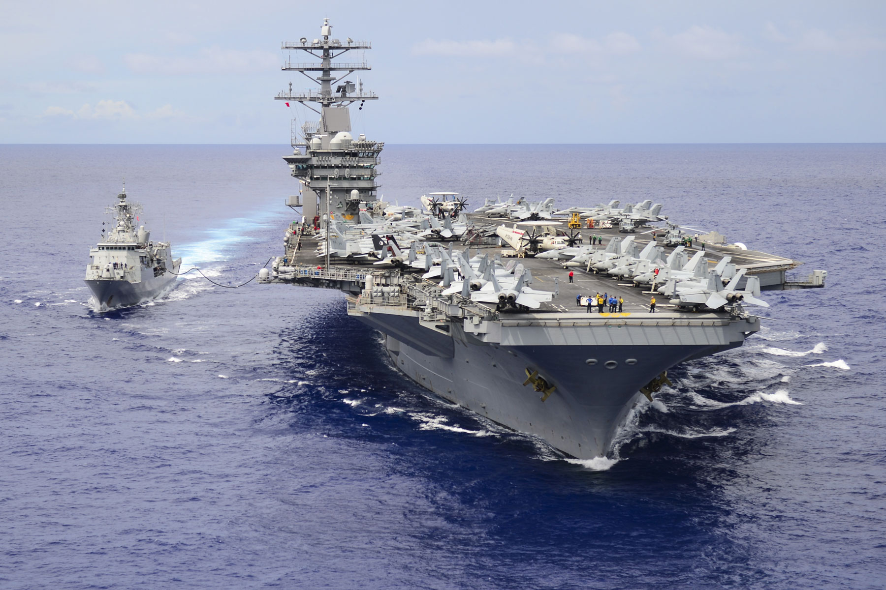 Navy Extends Uss Nimitz Stay In Middle East Military Com