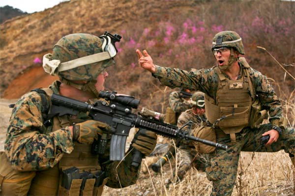 These War Games Will Determine the Future of the Marine ...