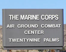 Twentynine Palms, Military Base | Military com