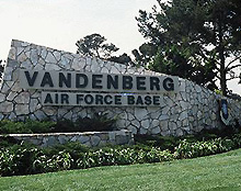 vandenburg air force base