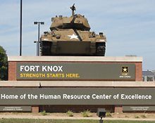 Fort Knox, Military Base | Military.com