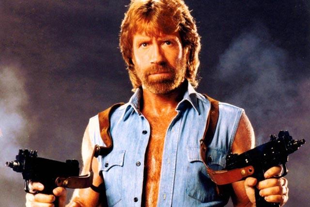 Famous Veterans  Chuck Norris